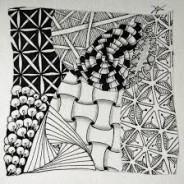 Zentangle – der neue Trend