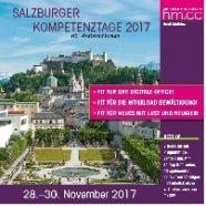 Salzburger Kompetenztage 2017 für Assistentinnen 28. – 30. November 2017