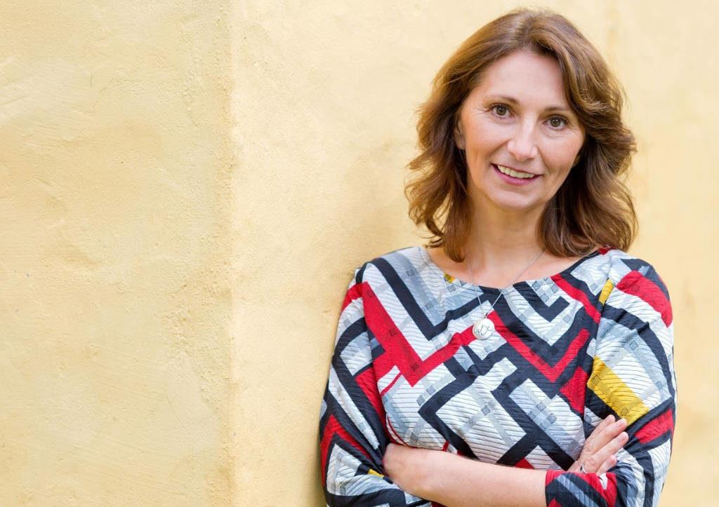 Christa Beckers - Organisation im Büro